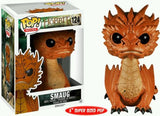 "Hobbit Smaug 6"" Pop! Vinyl Figure w/ Black Eyes Battle of Five Armies #124 - Funko - Funko"