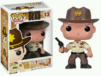 The Walking Dead Rick Grimes Pop! Vinyl Figure #13 - Funko - Funko