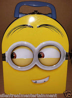 Despicable Me Minion Dave (Two-Eyed) Head Metal Lunch Box - Tin Box Company - Tin Box Company