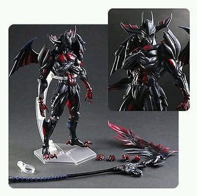 Diablos 10.5-inch Action Figure Play Arts Kai Monster Hunter 4 Variant by Square-Enix