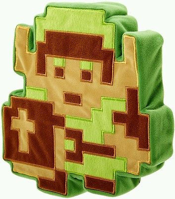 World of Nintendo 8-Bit Link Plush - Jakks Pacific - Jakks Pacific