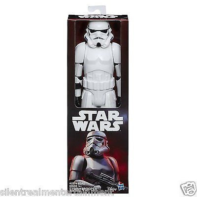 Star Wars A New Hope Stormtrooper 12-inch Action Figure from Hero Series by Hasbro