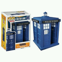 Doctor Who Tardis 6-inch Pop! Vinyl Figure #227 - Funko - Funko