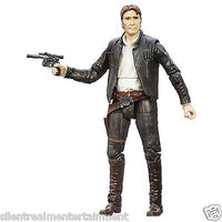 Star Wars Black Series Han Solo 6-Inch Action Figure Episode 4 A New Hope - Hasbro - Hasbro
