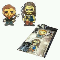 The Last of Us Pin Set David & Bill by Esc Toy
