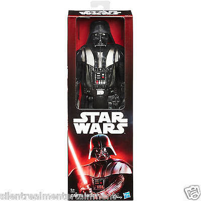 Star Wars Revenge of the Sith Darth Vader 12-inch Action Figure from Hero Series by Hasbro