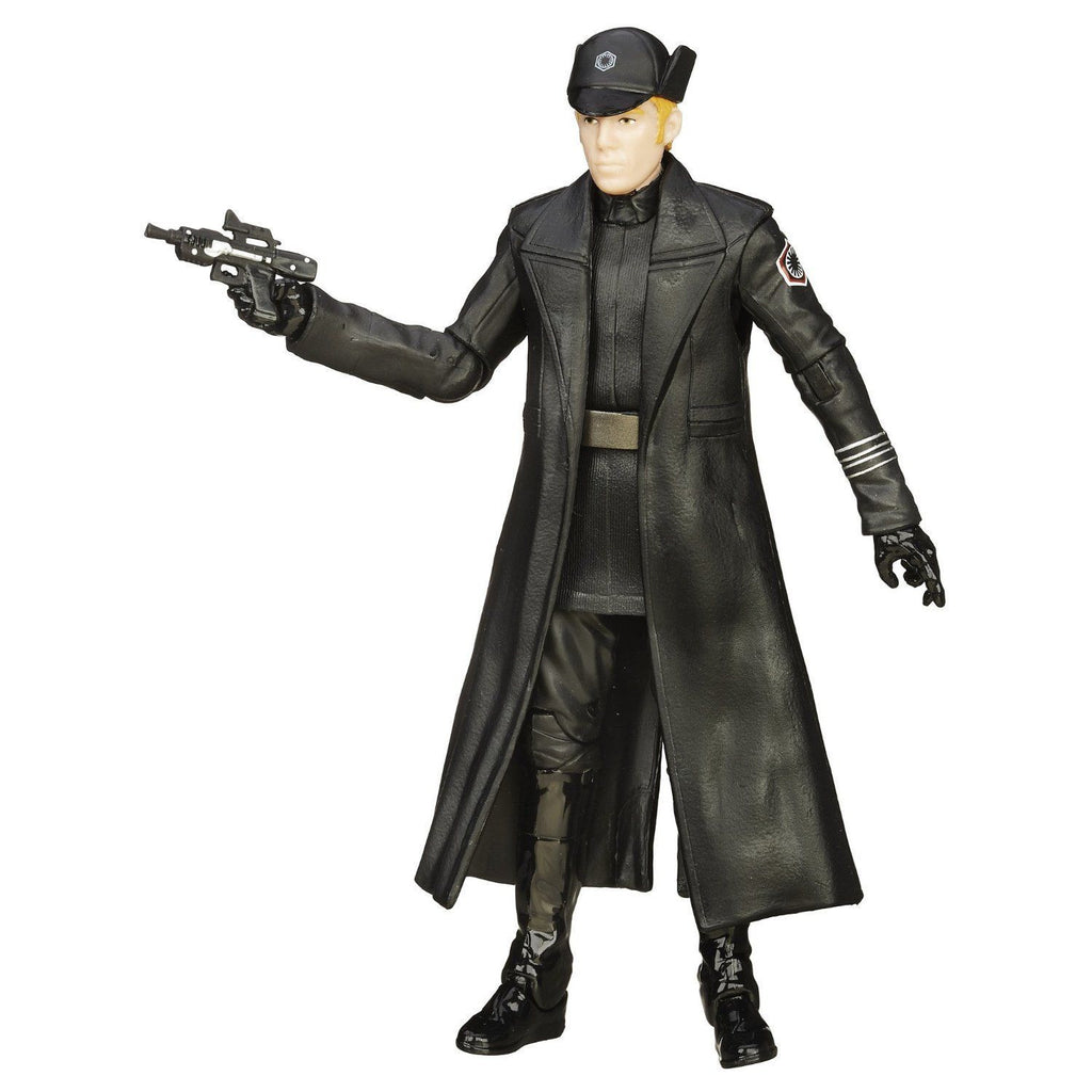 Star Wars Black Series First Order General Hux 6-inch Action Figure: The Force Awakens - Hasbro - Hasbro