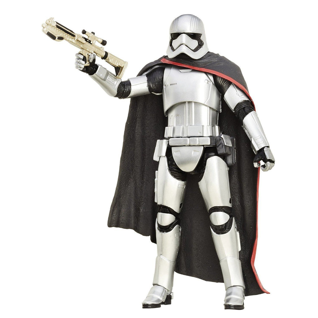 Star Wars Black Series Captain Phasma 6-inch Action Figure: The Force Awakens - Hasbro - Hasbro