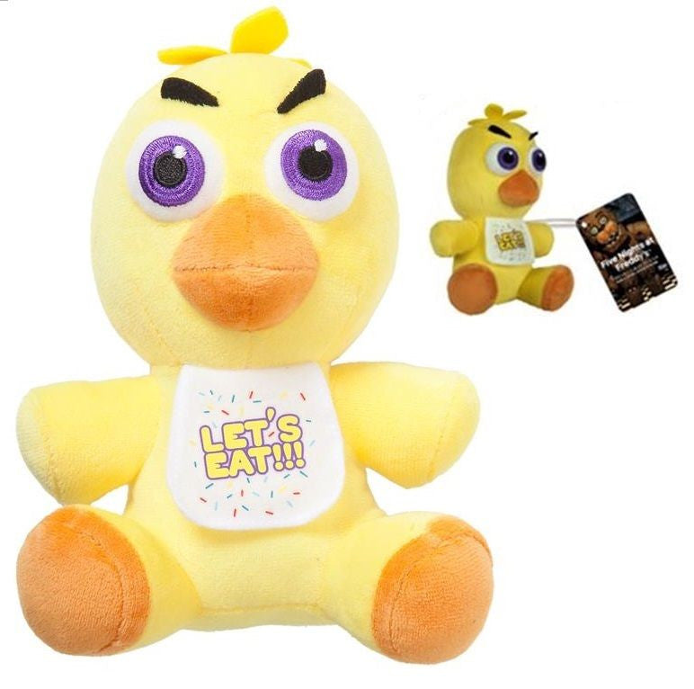 Five Nights at Freddy's 6-Inch Chica Plush by Funko