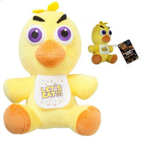 Five Nights at Freddy's 6-Inch Chica Plush - Funko - Funko