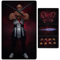 Mortal Kombat Baraka 1:12 Scale 7-inch Action Figure Storm Collectibles