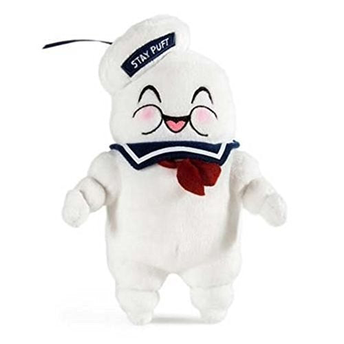 Ghostbusters Stay Puft Marshmallow Man Phunny 8-inch Plush by KidRobot