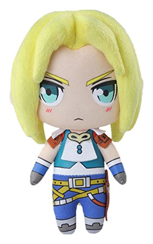 Final Fantasy IX Zidane Chibi Style Mini Plush