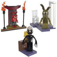 Five Nights at Freddy's Series 5 Micro Construction Set