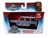 Jurassic World Mercedes G Class 1:43 Scale Die-Cast  4x4 Vehicle by Jada Toys