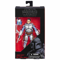 Star Wars 7 Black Series Jango Fett 6-Inch Action Figure by Hasbro