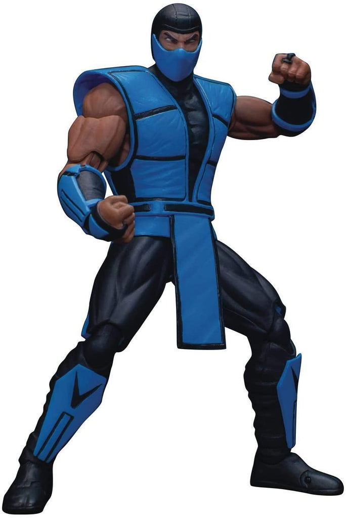 Mortal Kombat 3 Sub-Zero 1:12 Scale Action Figure by Storm Collectibles