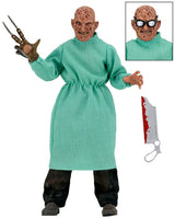 Nightmare on Elm Street Freddy Krueger 8-Inch Retro Surgeon Action Figure from Dream Masters