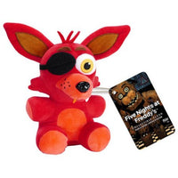 Five Nights at Freddy's 6-Inch Foxy Plush