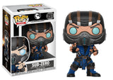 Mortal Kombat Sub-Zero Pop! Vinyl Action Figure #251