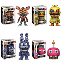 Five Nights at Freddy's Pop! Vinyl Figures Set of 4 by Funko