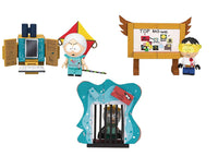 South Park Micro Construction Set 3-Pack by McFarlane Toys