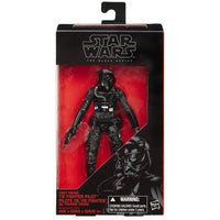 Star Wars Black Series First Order Tie Fighter Pilot 6-inch Action Figure: The Force Awakens by Hasbro