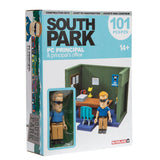 South Park Principal's Office Small Construction Set by McFarlane Toys