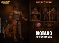 Mortal Kombat Goro 1:12 Scale Action Figure by Storm Collectibles