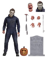 "Michael Myers Ultimate 7"" Scale Action Figure from 2018 Halloween Movie by NECA"