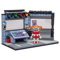 Five Nights at Freddy's Circus Control Medium Construction Set