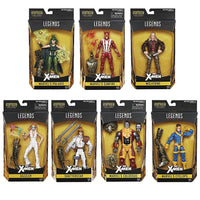 X-Men Marvel Legends 6-Inch Action Figures Wave 2 Complete Set w/ Warlock Build-A-Figure by Hasbro