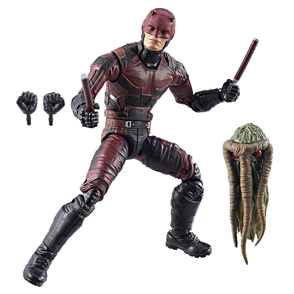 Marvel Knights Legends Action Figure Daredevil by Hasbro