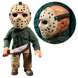 Friday the 13th Jason Voorhees 15-Inch Doll Action Figure by Mezco Toyz