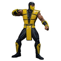 Mortal Kombat 3 Scorpion 1:12 Scale Action Figures by Storm Collectibles