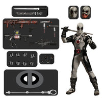 Deadpool X-Force PX Previews One:12 Collective Action Figure 1:12 Scale by Mezco