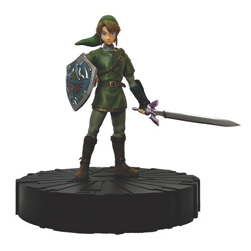 The Legend of Zelda Twilight Princess 10-Inch Link Statue by Dark Horse