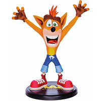 Crash Bandicoot 9-inch Statue by NECA