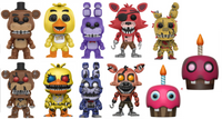 Five Nights at Freddy's Pop! Vinyl Figures - Choose from them All by Funko