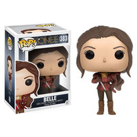 Once Upon a Time Belle Pop! Vinyl Figure by Funko