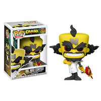 Crash Bandicoot Neo Cortex Funko Pop Vinyl Figure #276
