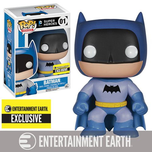 Batman Blue Rainbow Pop! Vinyl Figure 75th Anniversary EE Exclusive - Funko - Funko