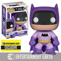Batman Purple Rainbow Pop! Vinyl Figure 75th Anniversary EE Exclusive by Funko