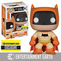 Batman Orange Rainbow Pop! Vinyl Figure 75th Anniversary EE Exclusive by Funko