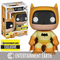 Batman Yellow Rainbow Pop! Vinyl Figure 75th Anniversary EE Exclusive by Funko