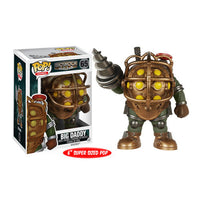 BioShock Big Daddy 6-Inch Pop! Vinyl Figure #65 by Funko