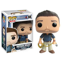 Uncharted 4 A Thief's End Nathan Drake Pop! Vinyl Figure #88 - Funko - Funko