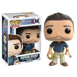 Uncharted 4 A Thief's End Nathan Drake Pop! Vinyl Figure #88 by Funko