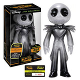 Nightmare Before Christmas Midnight Jack Skellington Hikari Sofubi Vinyl Figure by Funko