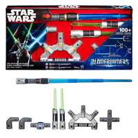 Star Wars Episode VII 7 The Force Awakens Bladebuilders Jedi Master Lightsaber - Hasbro - Hasbro